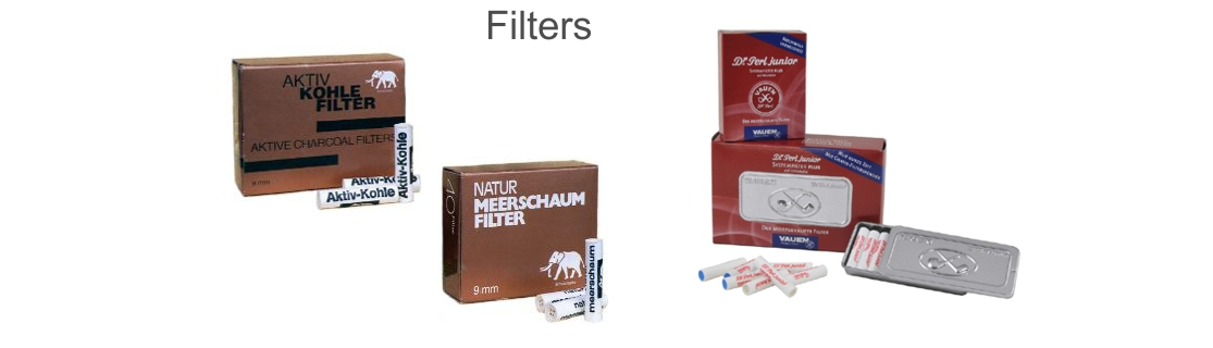 Pipe filters